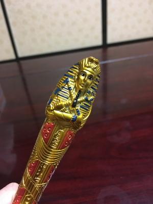 ツタンカーメンのボールペン