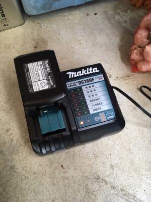 マキタ充電式草刈機