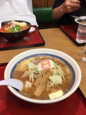 8番ラーメン味噌