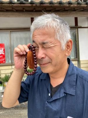 瑞泉寺で数珠を買った