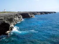 高那崎の断崖