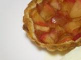 甘酸っぱいりんごパイ