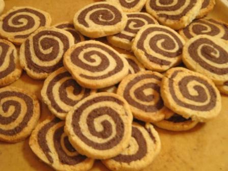 ぐるぐるクッキー!