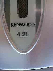 KENWOOD(ケンウッド)の電気ポット KL