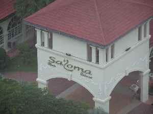 クアラルンプール レストランSaloma(サロマ)