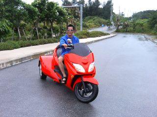 日高バイク