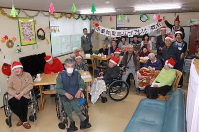 西多賀教会クリスマス会