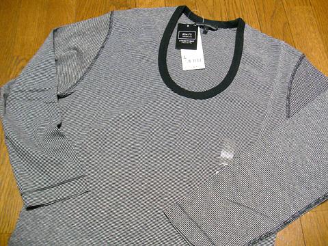 UネックT(7分袖)
