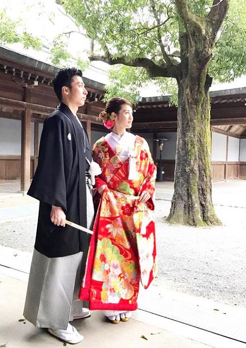 中島咲季 宮地嶽神社2