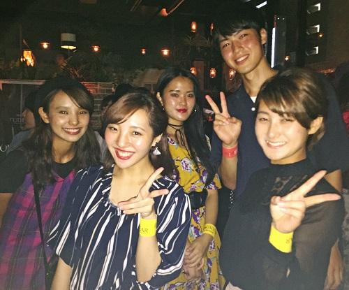 moussy PARTY