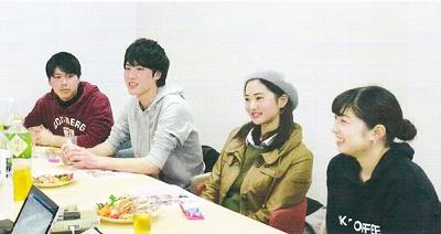 『学生×営業』座談会