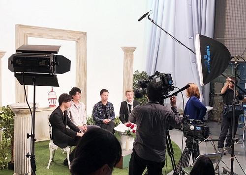 '花男'Next Season『花のち晴れ』 告知撮影