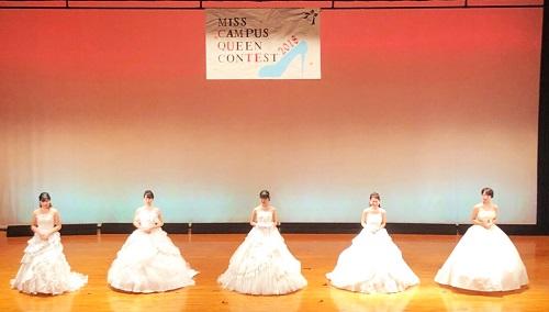 筑紫女学園大学 ミスコン2018