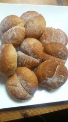 山のふっくらパン教室1