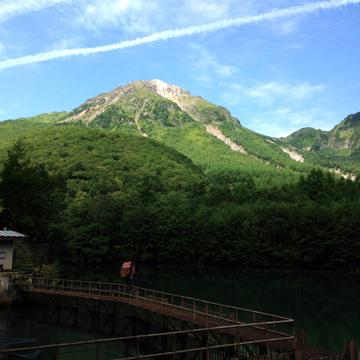 20130829 焼岳