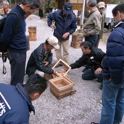 ニホンミツバチ飼育掲示板「8ちゃんねる」 静岡オフ会