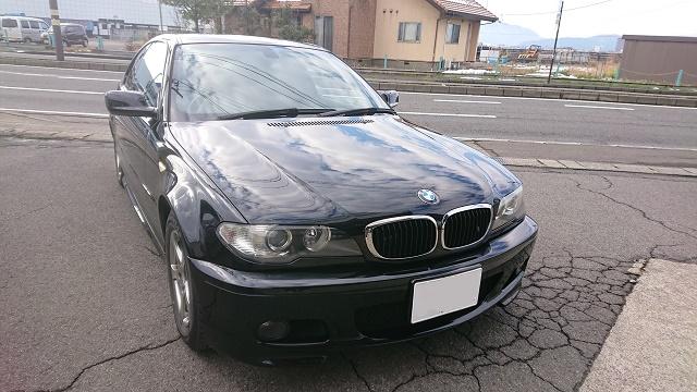 BMW ガラスコーティング1