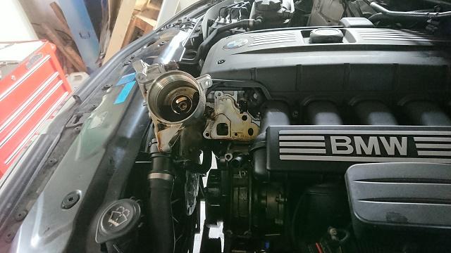 BMWフィルタハウジング