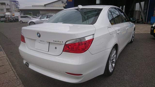 BMW コーティング2