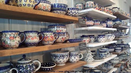 (C)nachicco, Las Pottery, ポーリッシュポタリー, 阿蘇