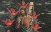 キリストの昇天とケルビム