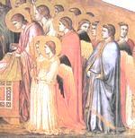マリアの葬儀ジオット
