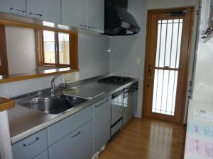 駒ヶ根市中古対面キッチン