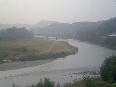 関東の四万十川・那珂川の清流