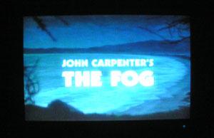ジョン・カーペンター THE FOG
