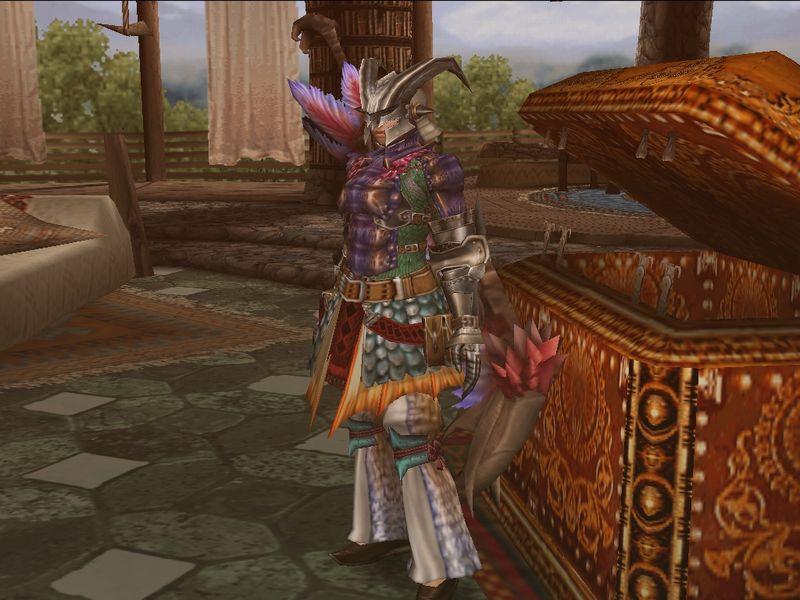 剣士装備その2