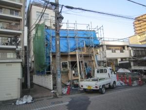 青梅市新築工事