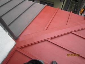 東村山市屋根塗装錆止め塗装