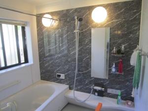 羽村市浴室手すり工事
