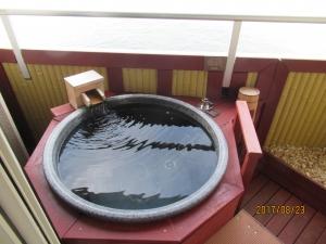 伊東市ホテル個室露天風呂