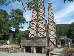 静岡県韮山反射炉