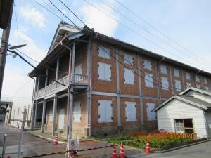 富岡製糸工場外観