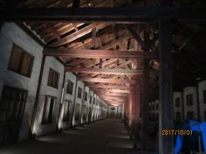 富岡製糸工場内部