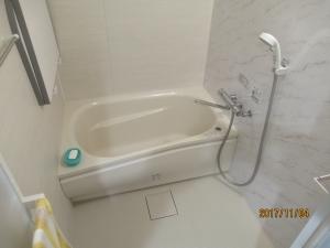 青梅市マンション浴室改築後