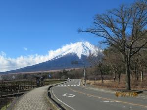 富士山見に行ってきました