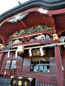 青梅市御岳神社