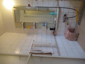 羽村市浴室・洗面室工事