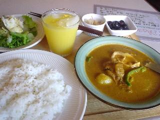 沼津市杉崎町 SOFT ソフト カレー インド料理 ランチ