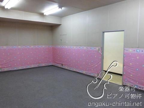 宇喜田カメリア1階 室内