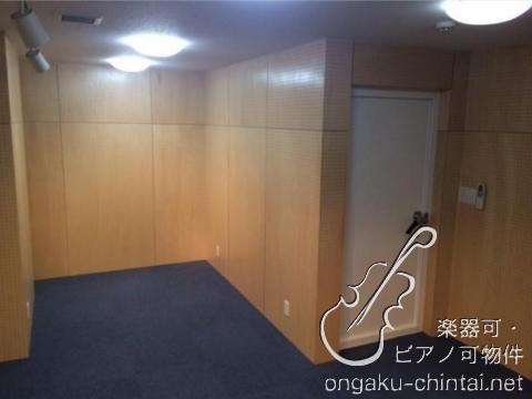 西川口ロイヤルビル/賃貸スタジオ 室内