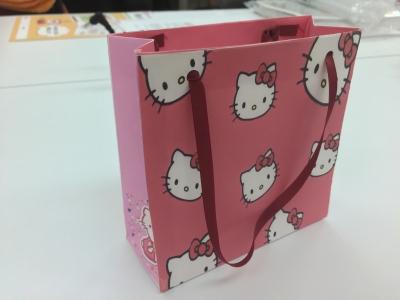 手作り紙袋