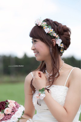 髪型 花冠 髪型 : blog.atelier-lianamana.com