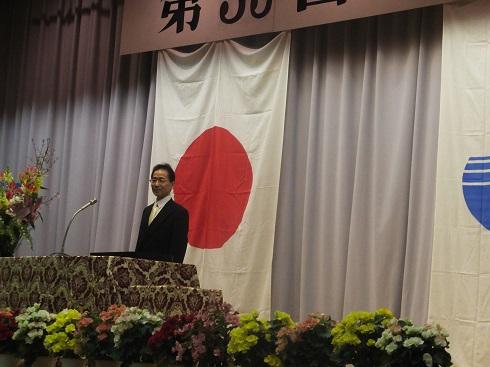 浦安市立富岡中学校入学式参列さ...