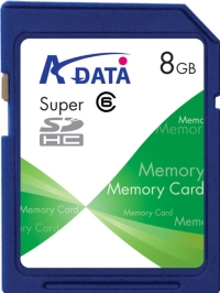 エーデータ SDカード