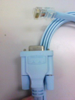 Cisco Console Cable 2
