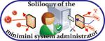 ミニミニ管理者の独り言ロゴ